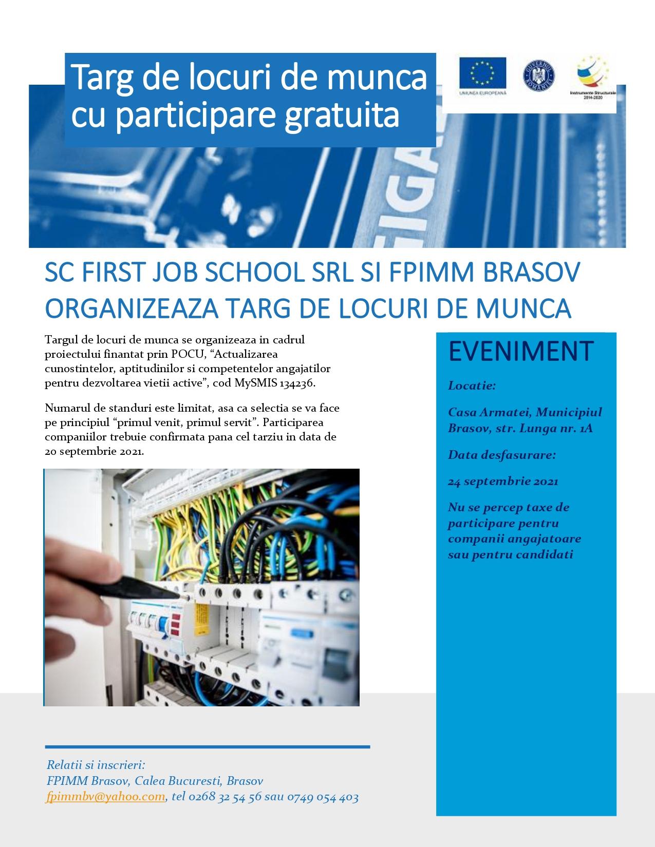 invitation free jobs fair