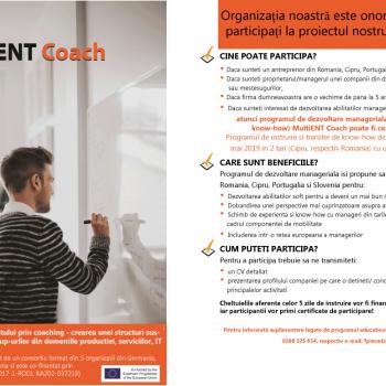Aplicati pentru programul de mobilitati in Cipru!