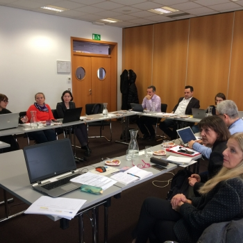 Bled, Slovenia - A treia intalnire transnationala a partenerilor proiectului TourENG