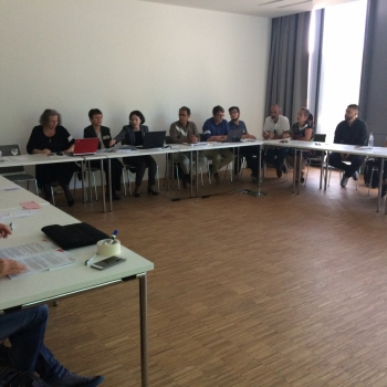 MultiENT Coach - s-a desfasurat cursul pentru instruirea viitorilor facilitatori