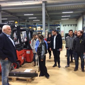S-a finalizat programul de schimb de experienta si mobilitati pentru antreprenori, in Cipru si Romania