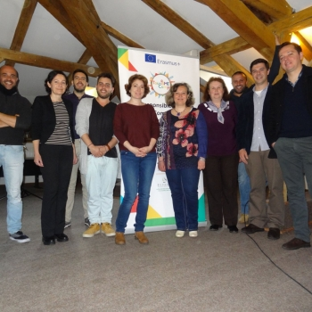 O noua intalnire a partenerilor proiectului TourENG in Azore